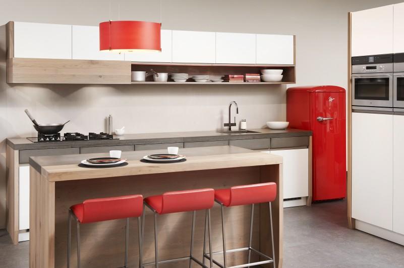 Moderne Retro Keuken : Retro keuken retro keukens vintage uitstraling en moderne